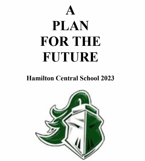 View Hamilton's Strategic Plan